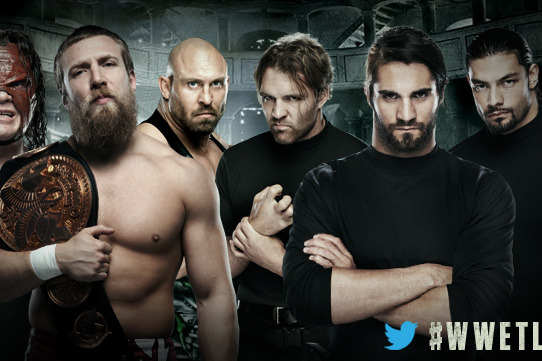 WWE TLC 2012: Team Hell No vs. The Shield Is Perfect Way to End the Year