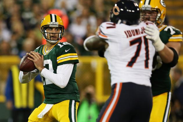Green Bay Packers vs. Chicago Bears: Preview and Prediction