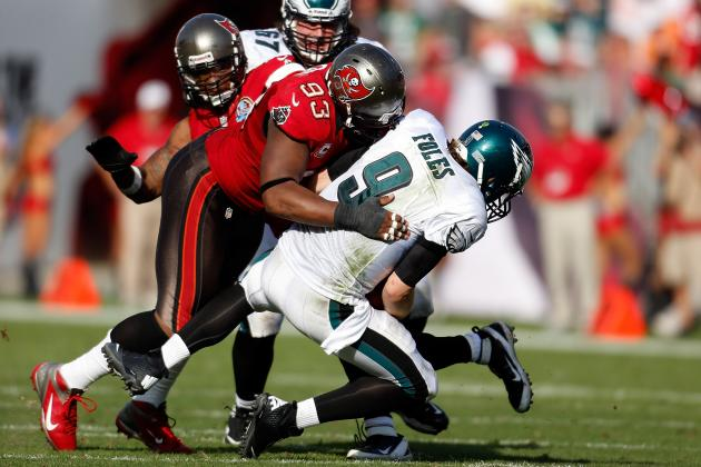 Embarrassing 2012 Season Can't End Soon Enough for the Philadelphia Eagles