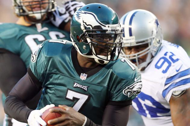 Odds on Top Teams That Could Use Michael Vick on Their 2013 Roster