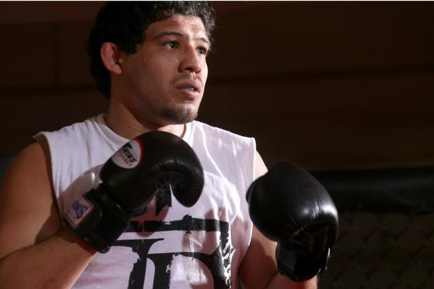 Gilbert Melendez Doesn't Deserve a UFC Title Shot Yet