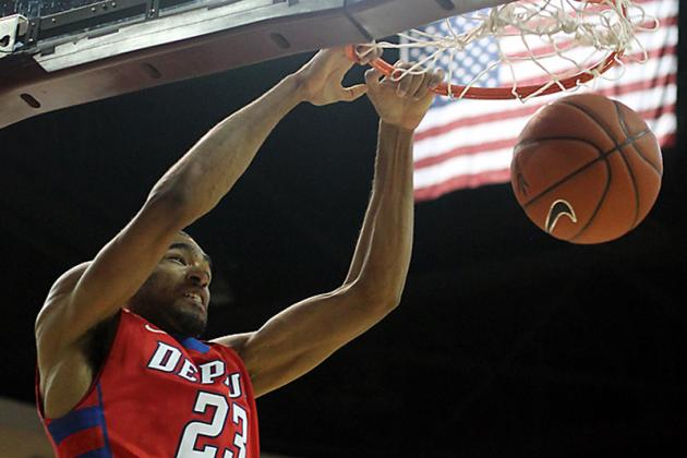 DePaul Blue Demons Basketball: Could They Be Part of a Rumored Superconference?