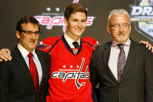 Washington Capitals: Why Filip Forsberg Is the Prospect the Caps Must Hold on to
