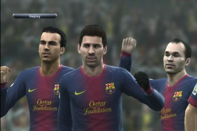 PES 2013: Patch 1.03 Drops with Changes Made to 2v2 Mode