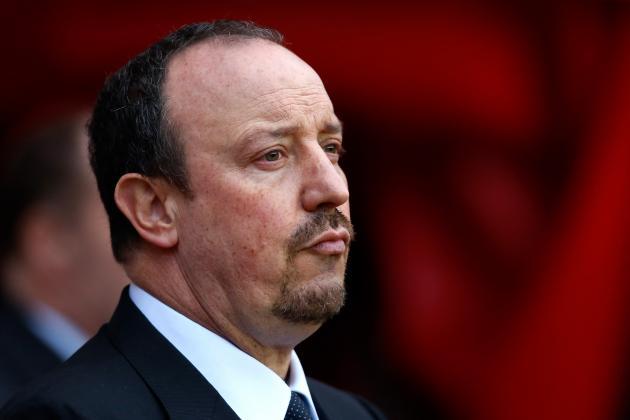Benitez Would Be 'pleased' If Guardiola Took Chelsea Job