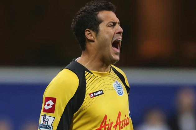 Julio Cesar Set to Return to Action for QPR