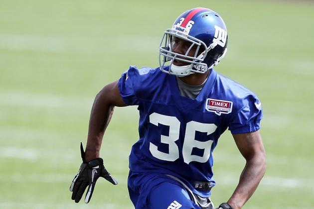 Giants Cornerback Jayron Hosley Quickly Seeing Role, Confidence Increase