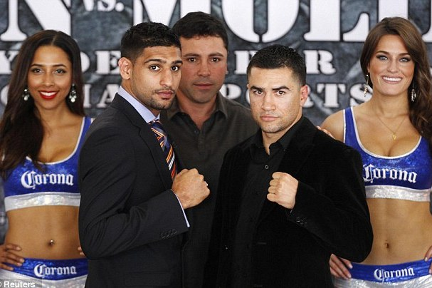 Why Amir Khan Needs to Dominate Carlos Molina to Remain at the Top of the Sport