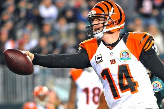 Bengals vs. Eagles: Twitter Reaction, Recap and Analysis