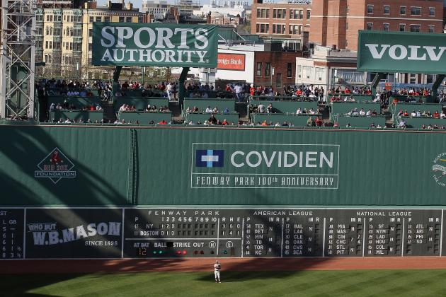 Boston Red Sox: Where Does Fenway Park Rank in MLB?