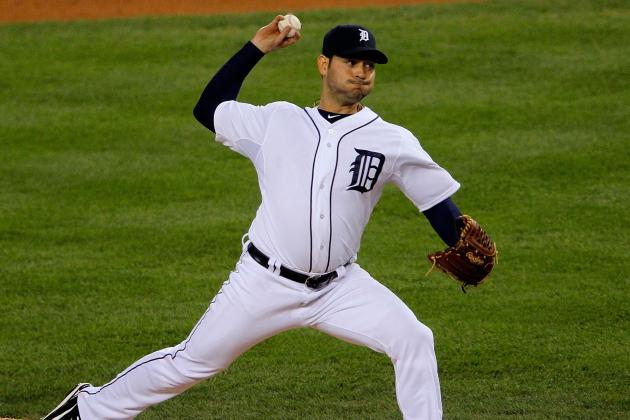 Report: The Cubs Have Pulled out of the Anibal Sanchez Derby
