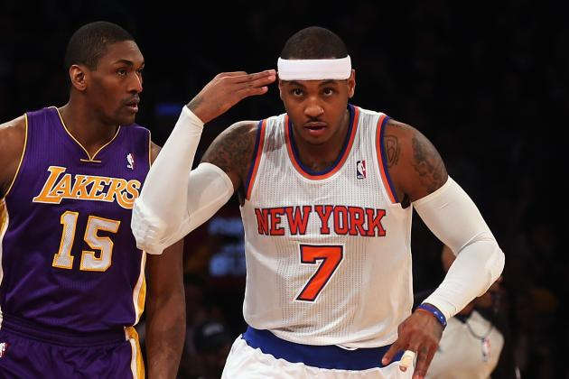 Carmelo Anthony Injury Not Enough to Derail New York Knicks' Long-Term Success