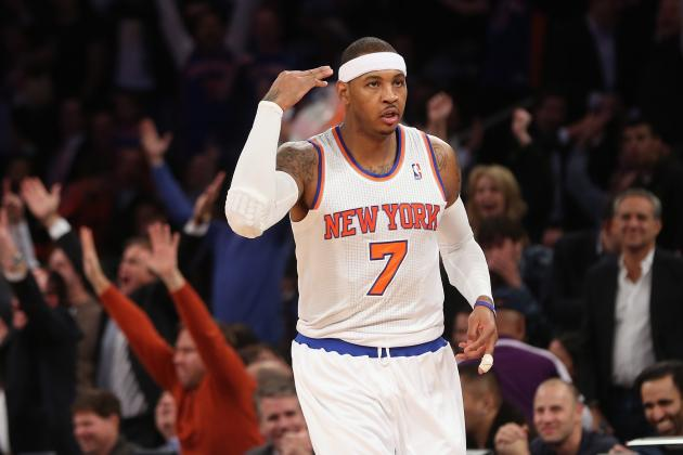 NBA Tweets from Last Night: Twitter Reacts to NY Knicks' Thrashing of LA Lakers