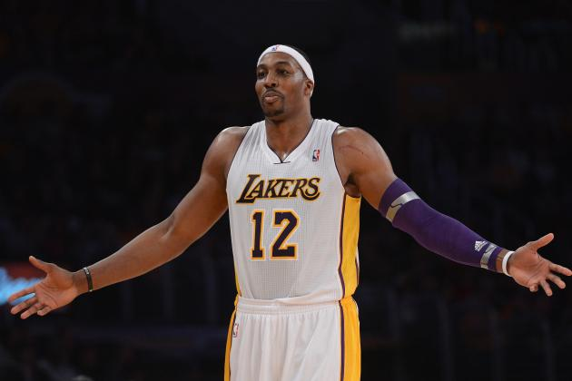 Dwight Howard: Star Center Must Be Fully Healthy for Lakers to Start Winning