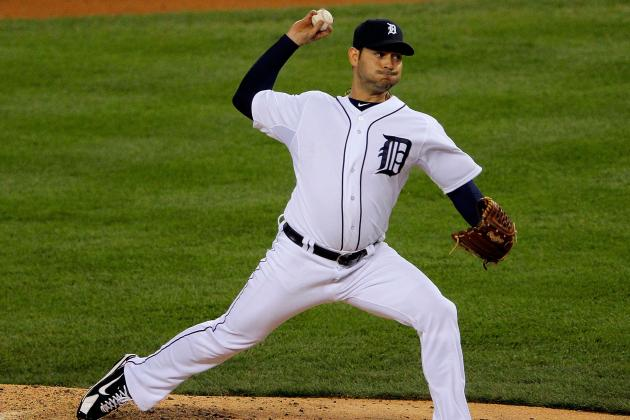 Report: Tigers Agree to 5-Year Deal with Sanchez