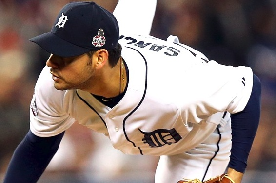 Detroit Tigers Reportedly Re-Sign Pitcher Anibal Sanchez