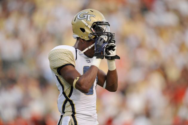 Georgia Tech, Leading Receiver Decide It's Best 'to Partways'