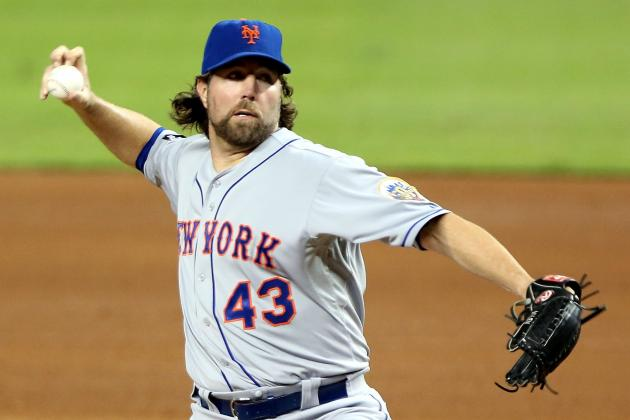 Latest with Mets, Angels, Rangers and market for R.A.Dickey