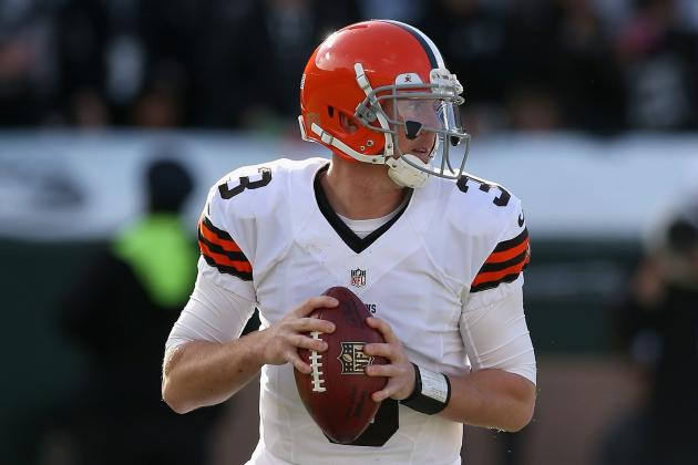 Browns Rookie Quarterback Brandon Weeden Hopes to Renew Rivalry with RGIII