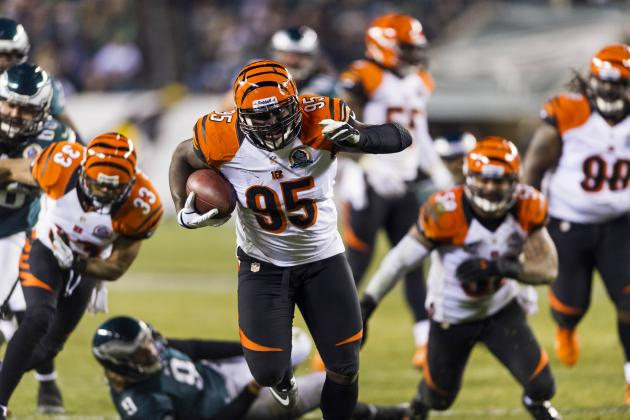 Bengals Ride Tidal Wave of Turnovers to Beat Slumping Eagles