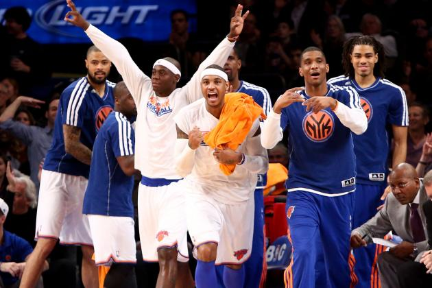Why New York Knicks' Hot Start Shouldn't Be a Huge Surprise