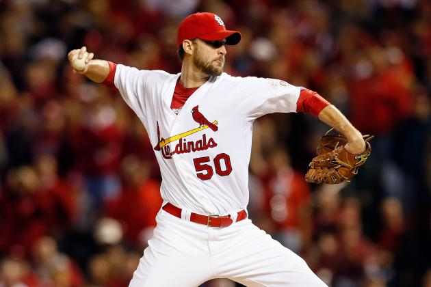 Adam Wainwright Expects Contract Talks with Cardinals During Spring Training