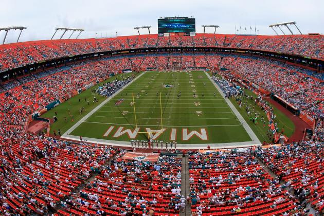 Miami Dolphins Will Buy Up Some of Their Own Tickets