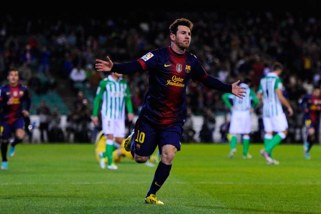 FIFA Refuses To Recognize Messi as Record Holder for Most Goals in a Year