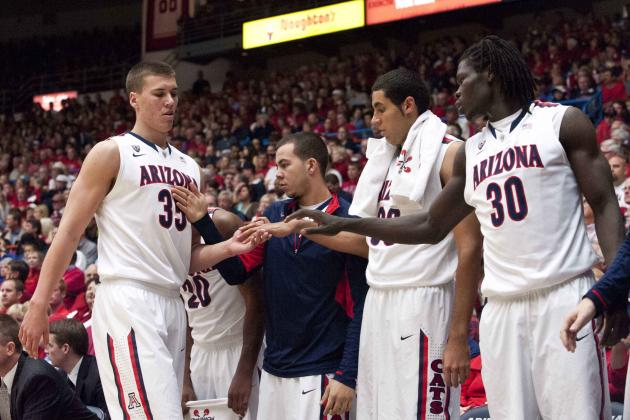 Big Upside: Young Big Men Make Arizona One of the Best
