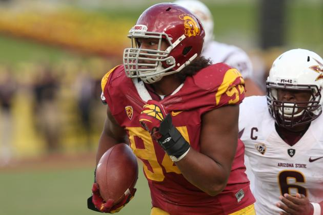 OT Max Tuerk and DT Leonard Williams Earn Freshman All-American Honors