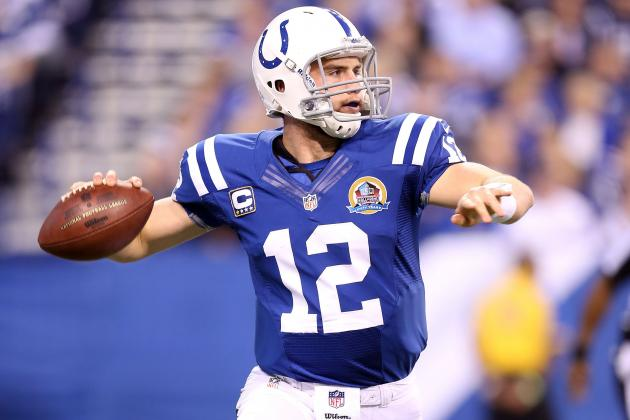 Kubiak Likens Andrew Luck to Ben Roethlisberger