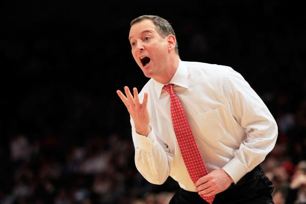 Mike Rice's Suspension Is Another Troubled Moment for a Troubled Program