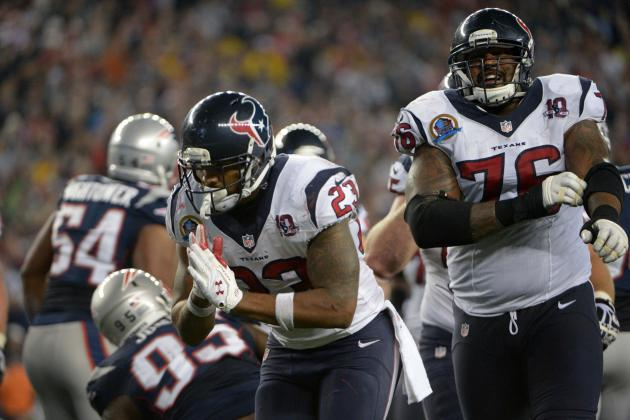 Texans Thankful for Short Week After Loss to Pats