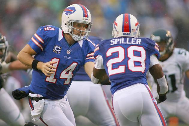 Spiller Could Join Elite Group in Next 3 Weeks