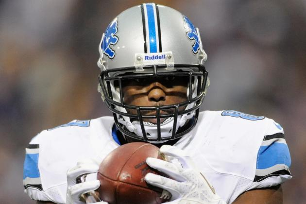 Lions' Brandon Pettigrew Still in Boot, Unlikely to Play vs. Cardinals