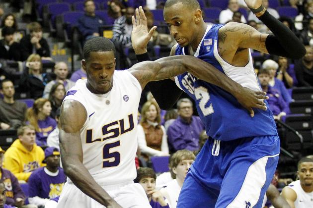 Evolution of the LSU Big Men Has Provided Balance