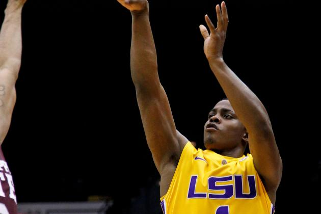 LSU's Charles Carmouche and Anthony Hickey Poised to Return