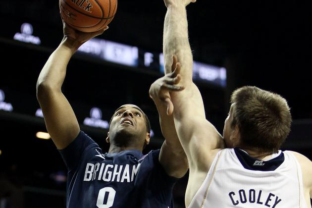 BYU Men's Basketball Notebook: Frontcourt Depth Sees Improvement