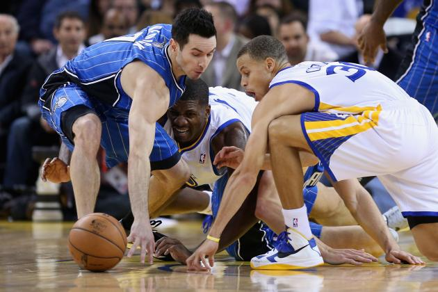 Magic Hope to Protect the Ball Against the Warriors
