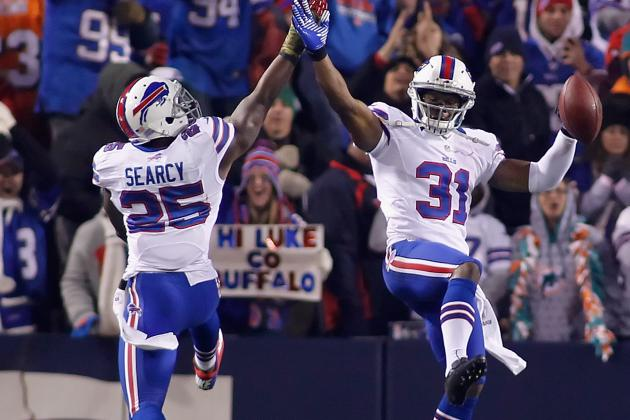 Da'Norris Searcy's Impact Growing for Buffalo Bills