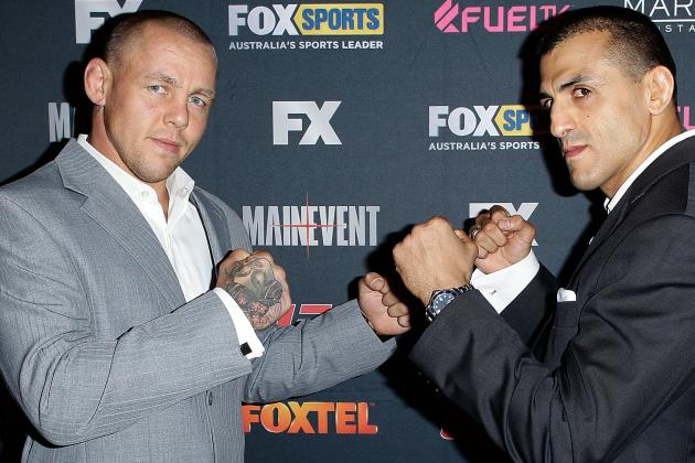 UFC on FX 6: Pearson vs. Sotiropoulos Preview and Prediction