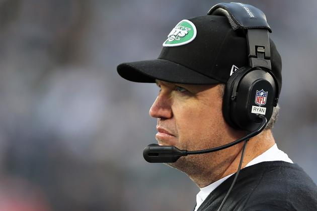 Rex Ryan on Braylon's 'Idiot' Comment: I've Been Called a Lot Worse