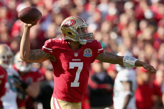 The Story Behind the Cubs Drafting 49ers Quarterback Kaepernick