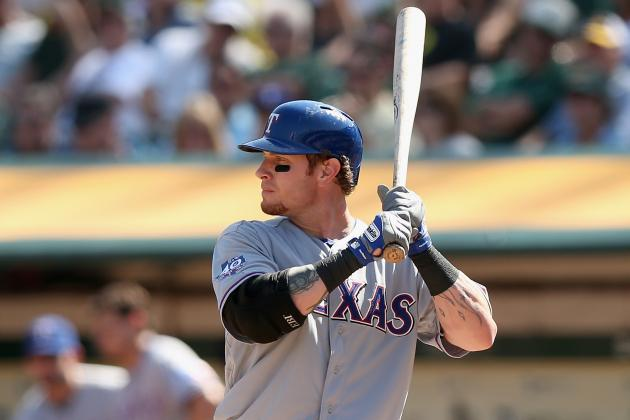 Josh Hamilton's Complicated Exit from Texas