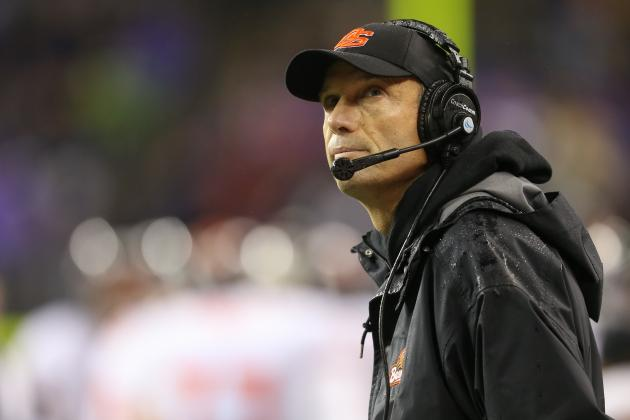 Mike Riley Vehemently Denies Wisconsin Rumors
