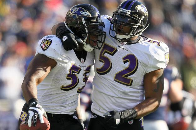 Lewis, Suggs Practice Again for Ravens; Leach, McPhee Also Return