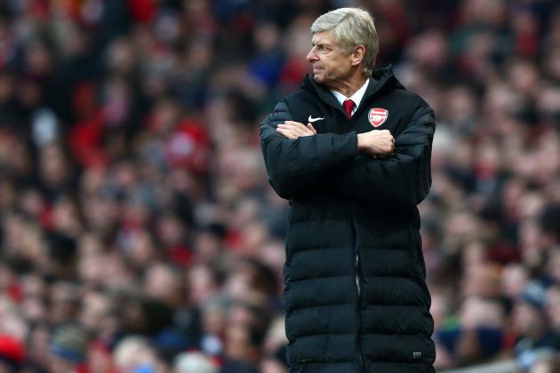 Wenger Denies Bould Rift Rumours