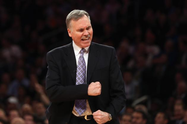 LA Lakers Should Have Hired Their Own Mike Woodson, Not Mike D'Antoni