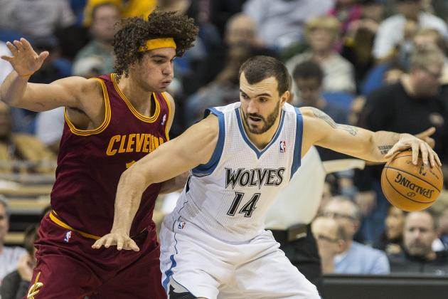 NBA Trade Rumors: Adding Anderson Varejao Best Move for Minnesota Timberwolves