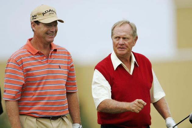Jack Nicklaus Endorses Tom Watson as Ryder Cup Captain